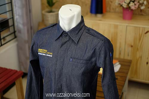 Kemeja PDL Soft Denim compressed