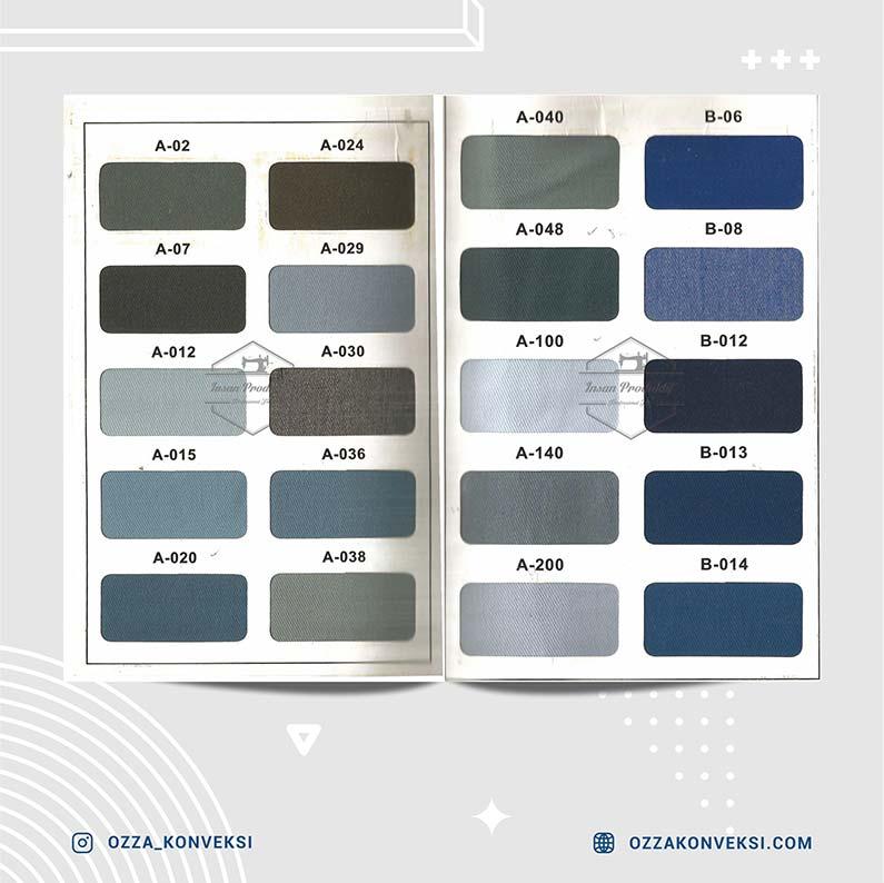 warna bahan kain - nagata drill 01