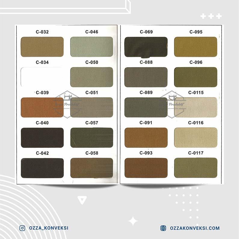 warna bahan kain - nagata drill 03