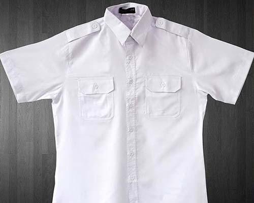 Desain Baju PDH Polos