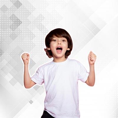 Kaos Anak Anak