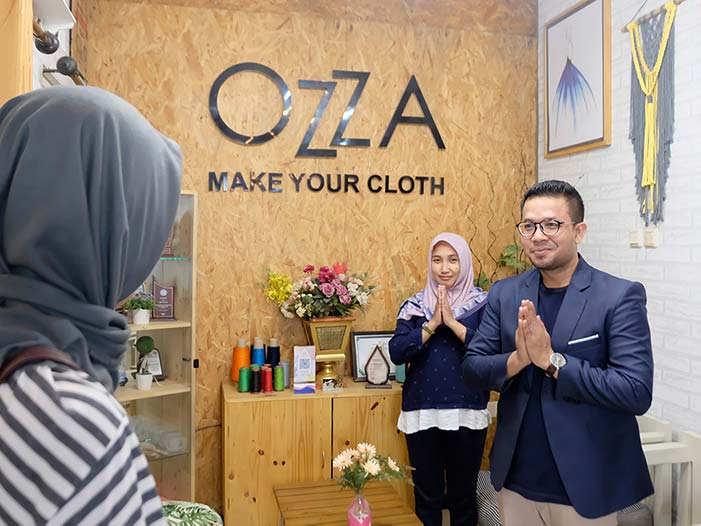 Perusahaan Garment Jogja Ozza Konveksi