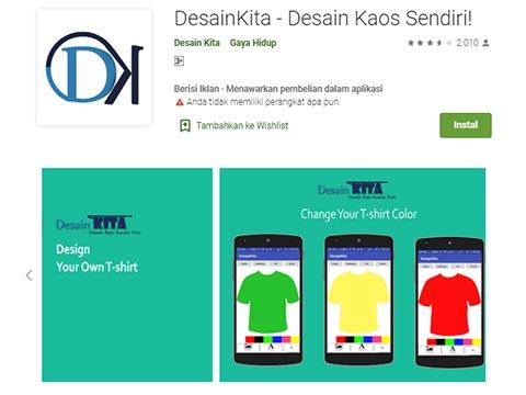 DesainKita Android App
