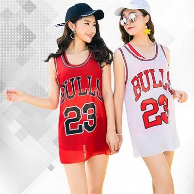 Model Kaos Olah Raga Wanita Terbaru - Jersey Tanpa Lengan