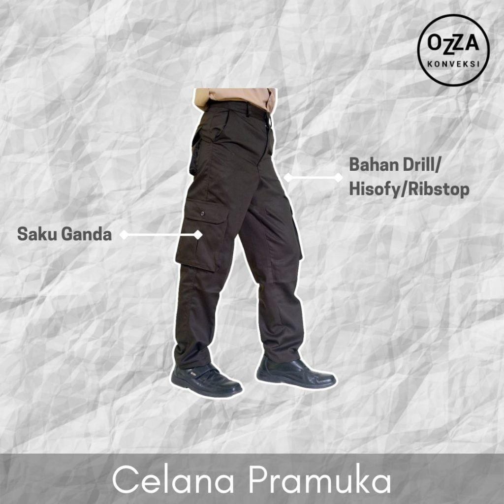 Celana PDL Pramuka