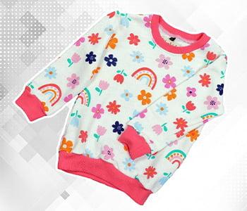 Pakaian bayi bahan baby terry