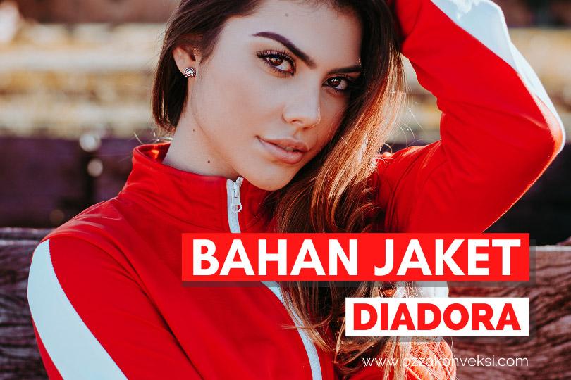 Bahan Jaket Diadora