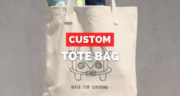 Custom Totebag Murah di Jogja
