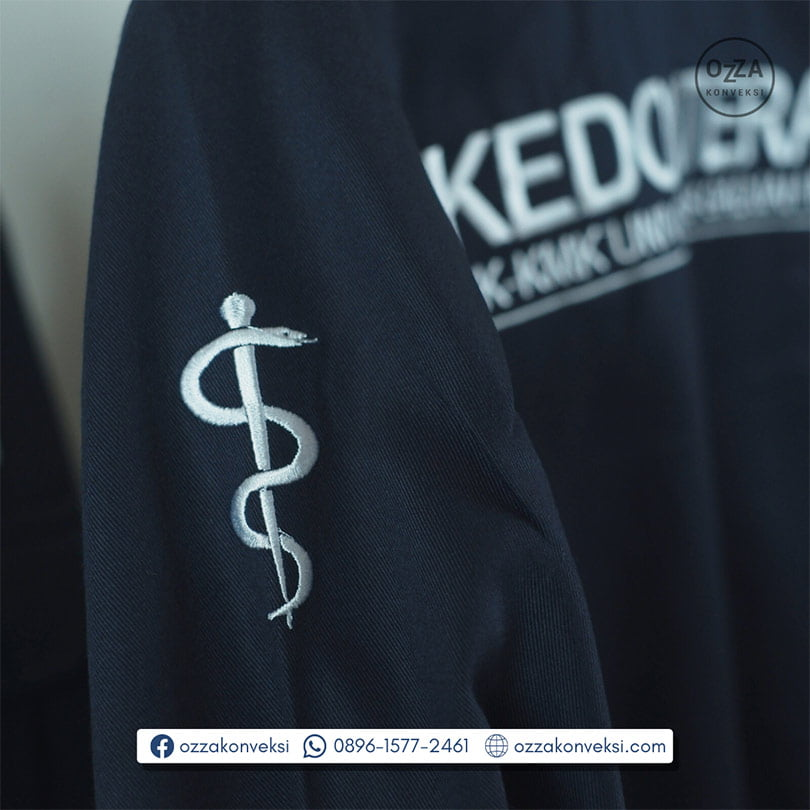 kemeja Korsa mahasiswa kedokteran ugm-2