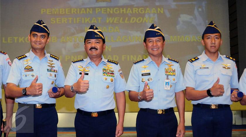 Seragam PDH TNI AU