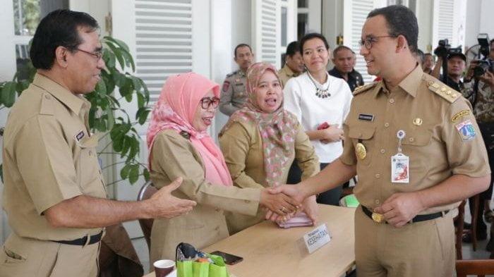Seragam PDH PNS dan Guru