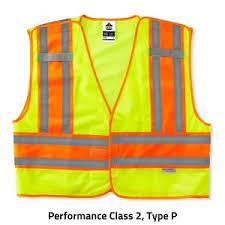 Pakaian Keselamatan Kerja  Performa Kelas 2