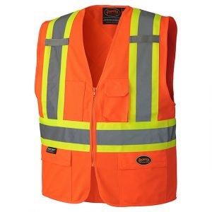 Rompi Safety Warna Orange